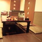 台湾料理 長楽 - 座敷