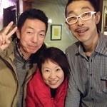ビストロ K - ご主人、奥さま、スタッフ(右)と3人で♪
