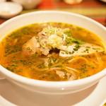 ワン アン ホア セン - 2015.12 牛肉入りのスープ米麺(1,000円)