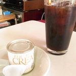 マチスタ COFFEE - サンドセットのコーヒー