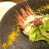 Orizzonte - 料理写真:函館産甘海老のカルパッチョ