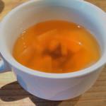 ワインちゃん 瓦・町・路・地 - スープ