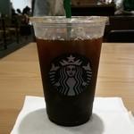 スターバックス・コーヒー - Vサイズアイスアメリカーノ(453円)です。