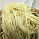 ベトコンラーメン新京 - 麺