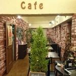 パティスリーモルフォ - 店内③ カフェ