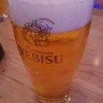 リブハウス オーシャンハウス - 生ビール