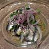 オステリア 佐藤 - 料理写真:岩瀨産イワシのマリネ