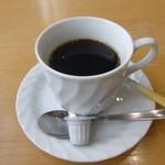 ふれあいレストラン雲の信号 - 食事時 コーヒー 150円