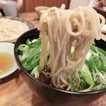 45223126 - <2015年11月・昼>お蕎麦リフト~☆「青ねぎ辛味そば」