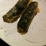 シェンロン トーキョー - 海老の海苔巻き揚げ