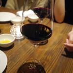 BISTRO FAVORI - 赤ワイン