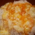 45227661 - 名古屋コーチンの卵かけご飯です。