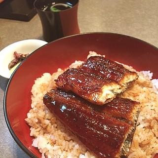 うなぎ料理 う玄武 - うな丼(^з^)