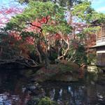 Arairyokan - 池の鯉が素敵