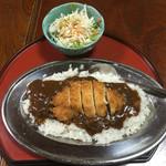幸亭 - チキンカツカレー
