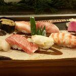 寿し銭 - 握り寿司