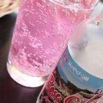 かのやばら園 ローズダイナー - 薔薇サイダー