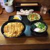 ゆたか本舗 - 料理写真:カツ丼セットです。