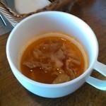 すたみな太郎 - カルビースープ