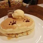 Sabio Cafe - (15時から)ホットンケーキ