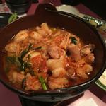 Tsurugi - ホルモンチゲ鍋