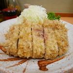 とん八亭 - ヒレかつ定食
