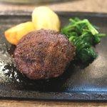 キッチン千代田 - ハンバーグ定食