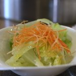 キッチン千代田 - 野菜サラダ