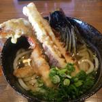 ひろ福 - 料理写真:天ぷらうどん:¥650[税込]