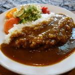 コロニーハウス - 欧風カレーの野菜風味、日本のカレーの優しさ、インドのスパイシーさも感じます。