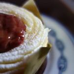太郎庵 - シロップ漬の和栗