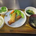 かふぇオハナ - ランチセット ¥700