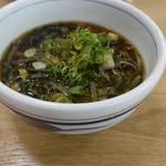 Izurashuuzenjisobadokoro - 山菜そば