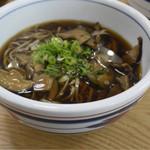 Izurashuuzenjisobadokoro - 椎茸そば