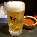 とりい - 生ビール
