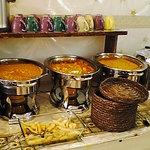 ムガルキッチン - バイキングの料理