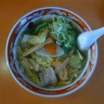 昇竜 - 広東麺(650円)