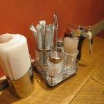 クローバー珈琲焙煎所 - 卓上調味料