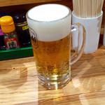 博多食堂 - ビール