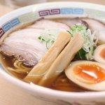 煮干鰮らーめん 圓 - 昔ながらのラーメン