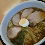 らーめんどんぐり - チャーシューワンタン麺