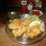 コイサクメインランドイン - 料理写真:フライドチキン