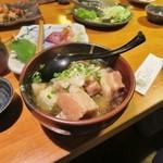 45241708 - 豆腐と豚の角煮