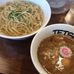 45242005 - 本店限定つけあつ(960円)+味玉(100円)2015年12月
