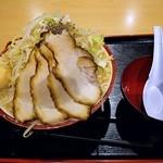 麺屋心 - 特製フジヤマ 1000円 (^^