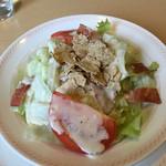 ジョイフル - 料理写真:ジョイフルシーザーサラダ