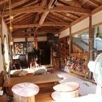 木の音 - お寺の渡り廊下