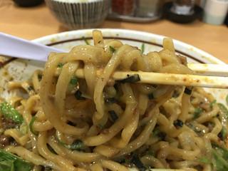濃厚担々麺はなび 錦店 - 台湾担々まぜそば
