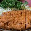 Maruichi - 料理写真:大トンカツ(ロース)