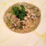大衆食堂 瓦町ブラン - 牡蠣のカッペリーニ